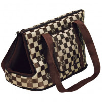 Bolsa de Transporte Chess - Cães Mini ou Gatos