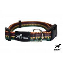 Coleira Estampada Don Dog - Indie