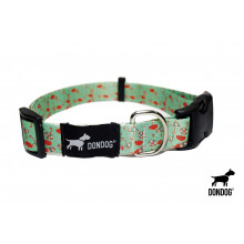 Coleira Estampada Don Dog - Terra da Garoa