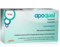 Anti-alérgico Apoquel 16mg