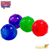 Bola KONG Squeezz Ball - Apita!