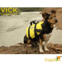 Colete Salva Vidas Para Cães Ativa Pet Vest - Pequeno
