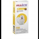 Antipulgas e Carrapatos Bravecto - Para cães de 2 à 4,5 KG - 112,5 mg