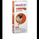 Antipulgas e Carrapatos Bravecto - Para cães de 4,5 à 10 KG - 250 mg