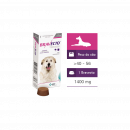 Antipulgas e Carrapatos Bravecto - Para cães de 40 à 56 KG - 1400 mg