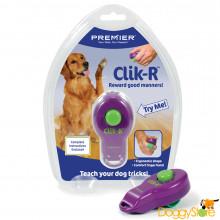 Clicker Clik-R com Alça para Dedo