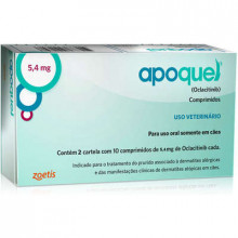 aPOQUEL 5,4 MG