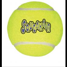 Brinquedo Kong Squeakair Bola De Tênis Bulk