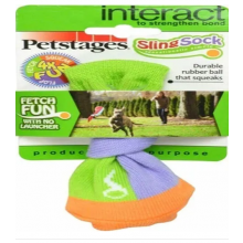 Brinquedo Interativo Petstages Sling Sock PP