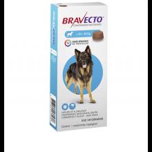 Antipulgas e Carrapatos Bravecto - Para cães de 20 à 40 KG - 1000 mg
