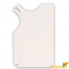 Removedor de Carrapatos Formato de Cartão