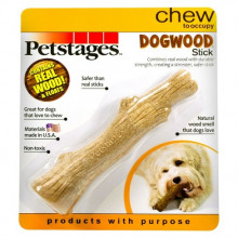 Dogwood Brinquedo Para Cães Feito De Madeira De Verdade - G