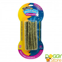 Palitos Dingo Dental Sticks (10 unidades)