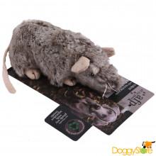 Rato de Pelúcia para Cães